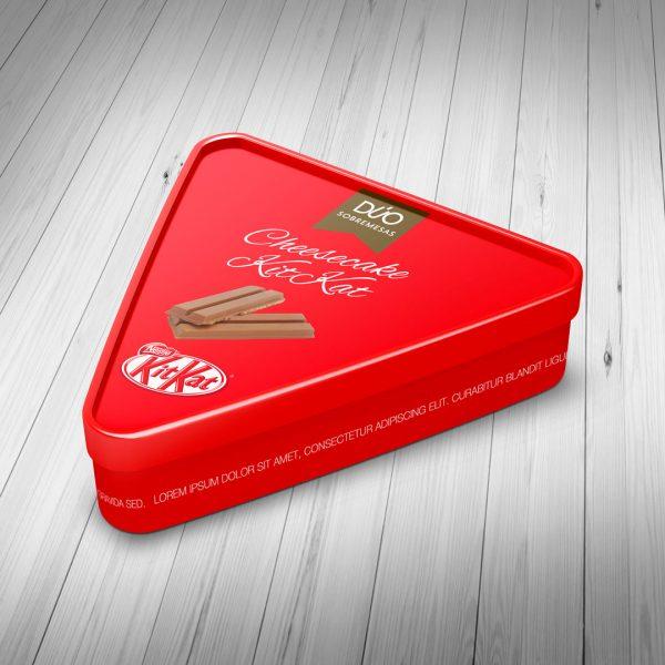 Embalagem Kit Kat