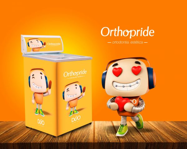 Geladeira Orthopride