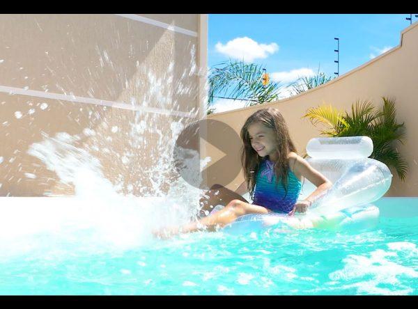Vídeo Promocional – UP Piscinas